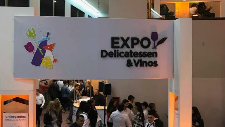 Expo Delicatessen y Vinos 2018.