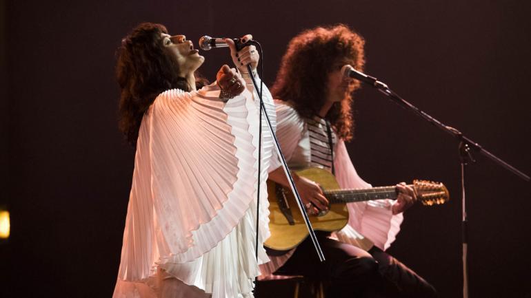 Rami Malek Freddie Mercury Gwilym Lee Brian May Bohemian Rhapsody