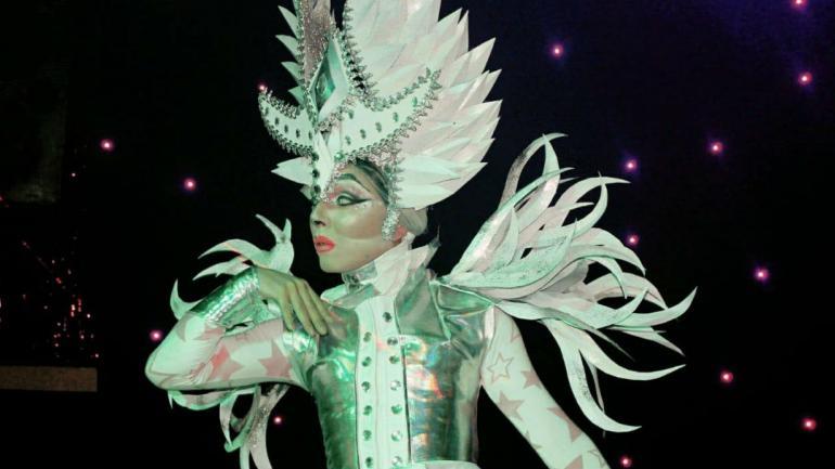 En 13 años, Zen Disco ha tenido grandes espectáculos de drag queens (Facebook de Zen Disco)