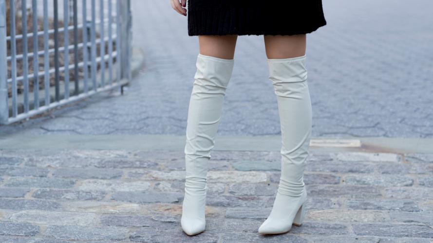 Las botas que están por todos lados (y no le quedan bien a cualquiera)
