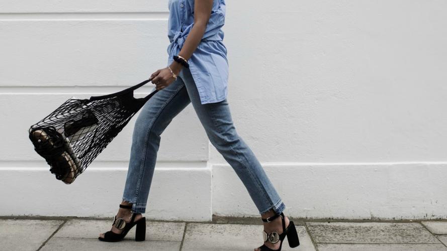 Con estos tutoriales podés hacerte las bolsas tejidas de compras que son un boom