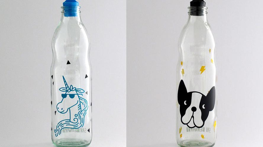 Objetos diseñados con animales