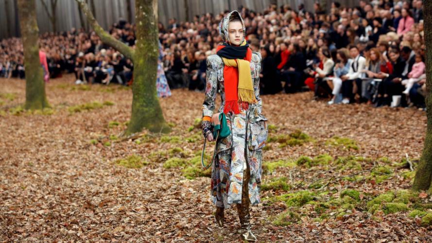 El otoño que se viene, según Chanel