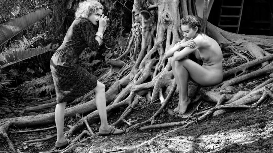 Calendario Pirelli 2019: desnudez y arte, mes a mes