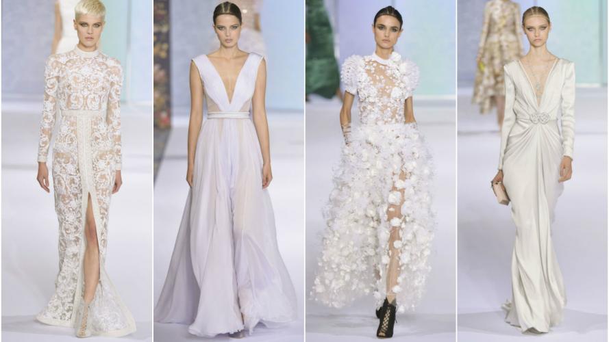 Alta Costura: inspiración para novias