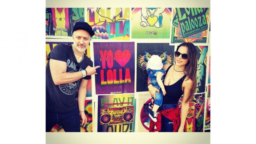 Los looks más cancheros del Lollapalooza
