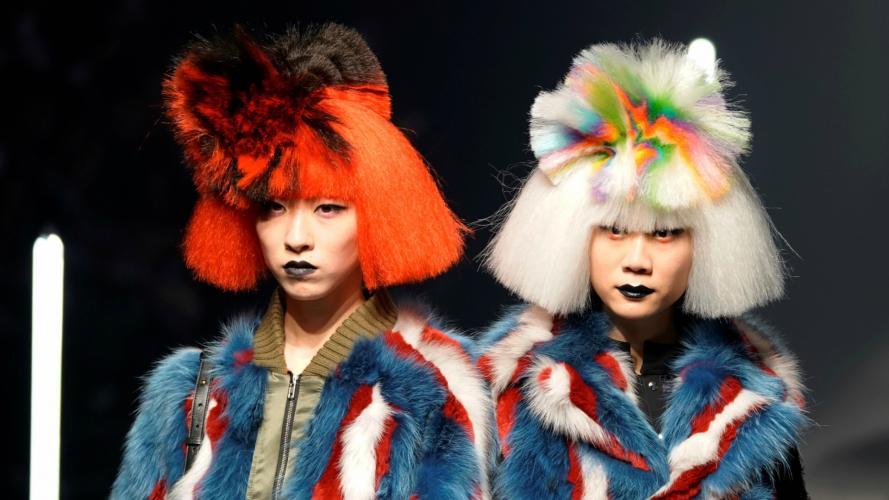 La moda de Japón, cada vez más rara