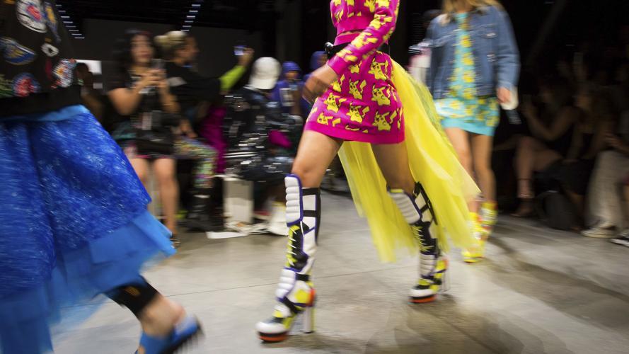 Semana de la moda de Nueva York: mujeres reales, ropa