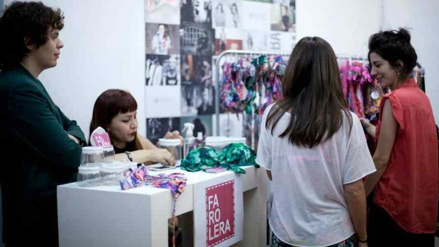 Muestra anual de alumnos EBA Córdoba y feria de diseño emergente