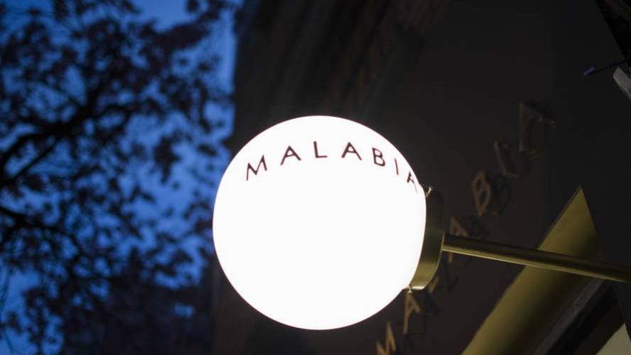 Malabia presentó la nueva colección junto a la reinauguración de su local