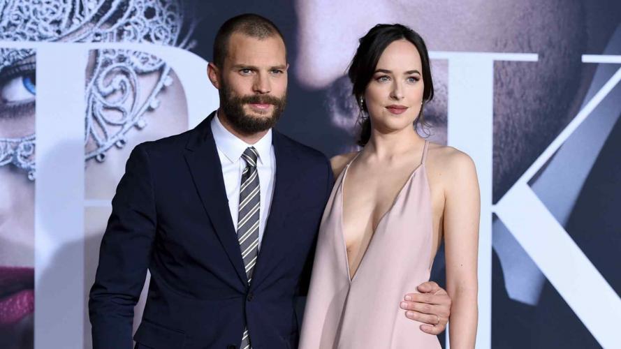 50 sombras de Grey: el look de los protagonistas en el estreno de la nueva película