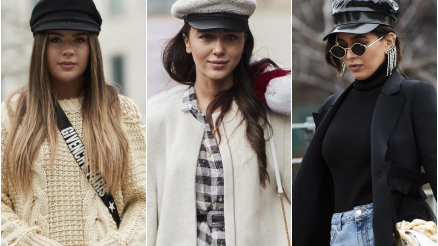 Además de la boina, esta gorra también es tendencia