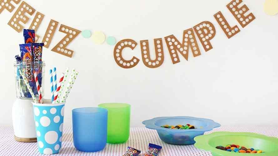 Ideas para armar un hermoso cumpleaños infantil