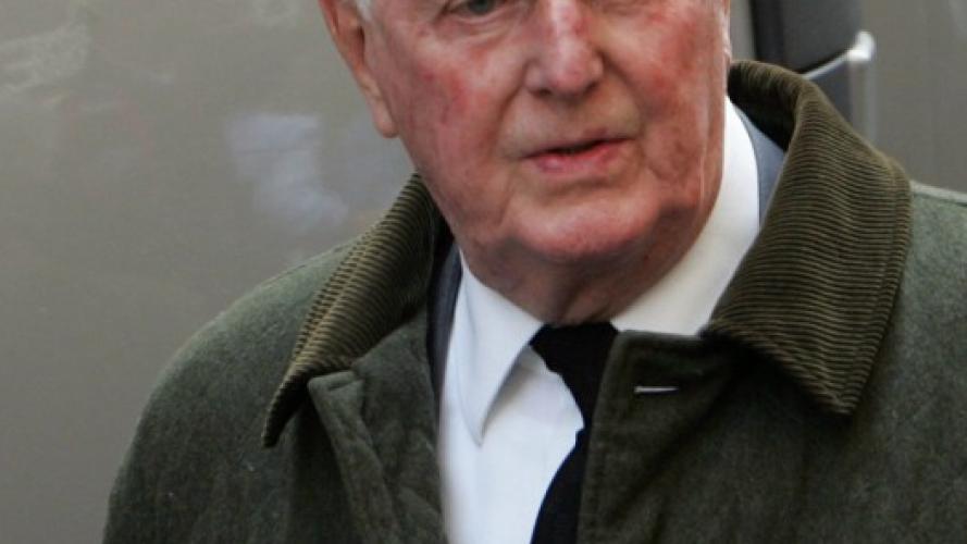 Murió el icónico diseñador Hubert de Givenchy