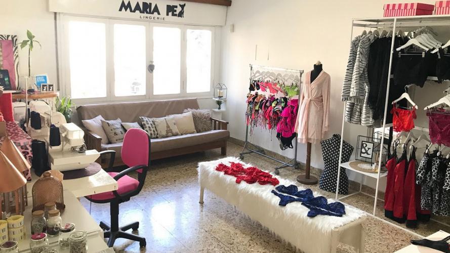 María PE: lencería de diseño con sello cordobés