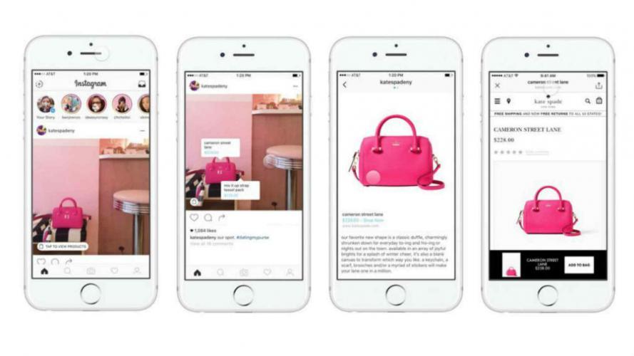 Vas a poder comprar desde Instagram: conocé la función que agrega esta red social