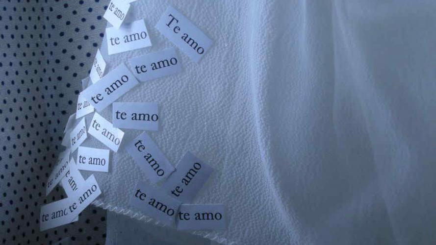 En el amor, hay mucha tela para cortar