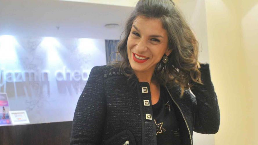 """Dalia Gutmann: """"Me gusta hablar de aquello que nos pasa a las mujeres y que no les pasa a los hombres"""""""