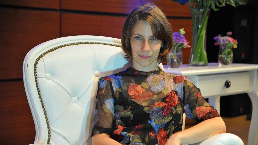 La gran actriz Elena Roger nos cuenta por qué dejó de usar maquillaje
