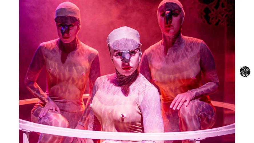 Yanina Pastor: secretos del vestuario de teatro