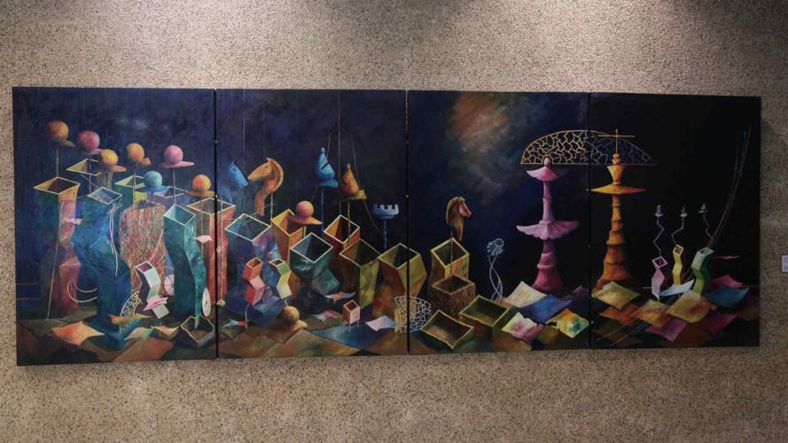 Una muestra de arte irrumpe en el Córdoba Shopping y vos podés verla, gratis