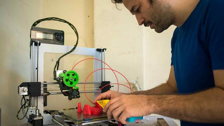 Mar del Plata: el artista Mariano Giraud dará una conferencia sobre tecnología 3D
