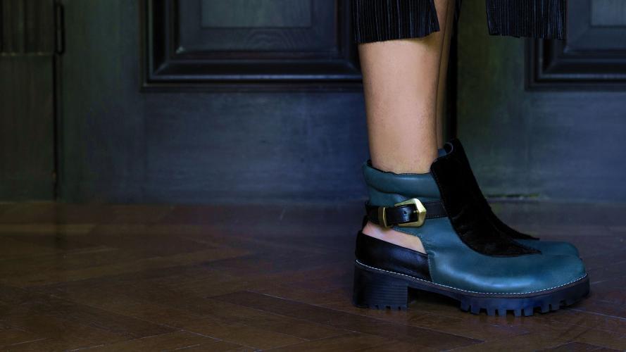 """Una marca cordobesa apostó a crear """"zapatos inteligentes"""", y ganó"""