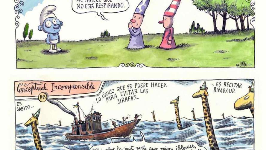 Charla gratuita de Liniers en Córdoba