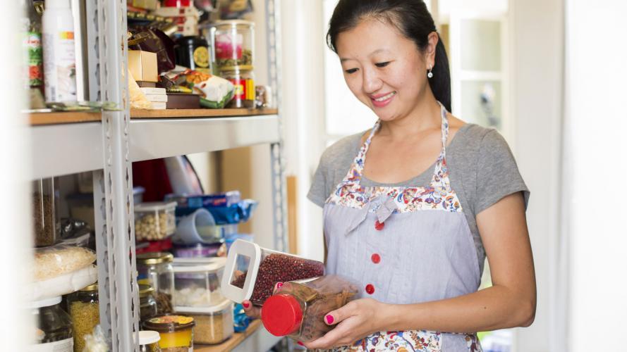 La historia de Karina Gao: