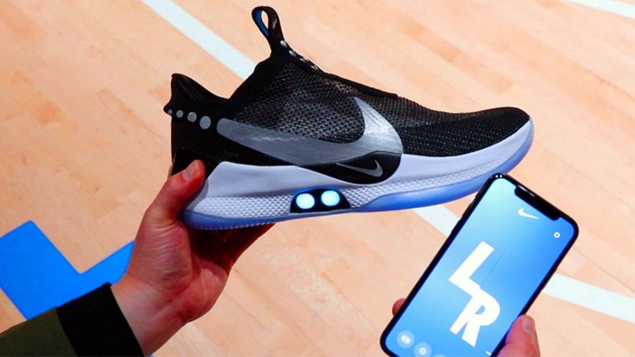 Nike presentó sus