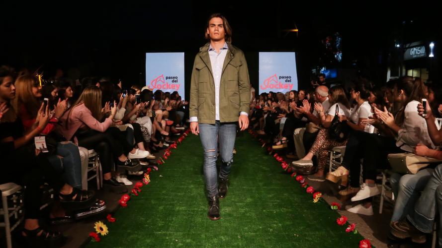 """Un ciclo de moda distinto y abierto al público: """"Verano Diferente"""" en Paseo del Jockey"""