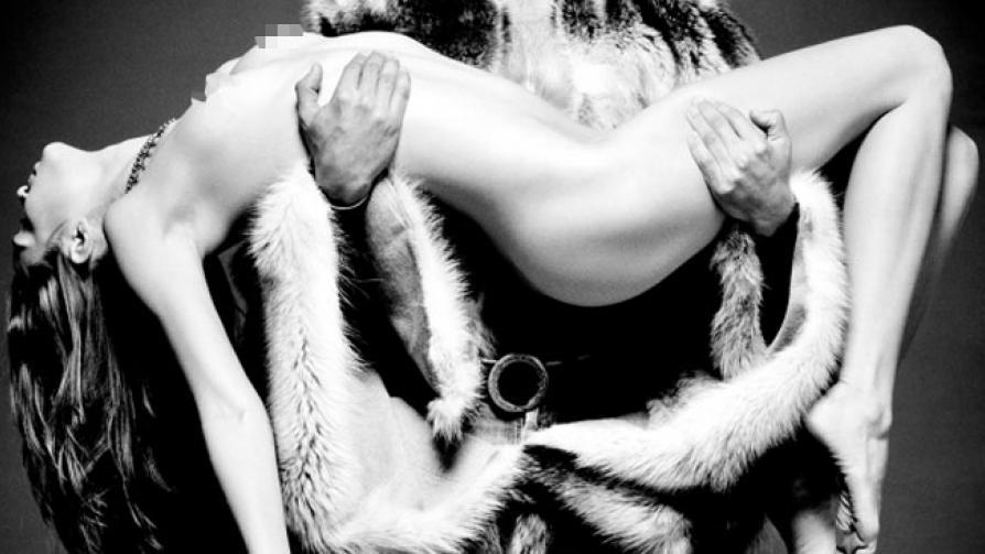 Fotos de mujeres en blanco y negro - Imgenes Fotos