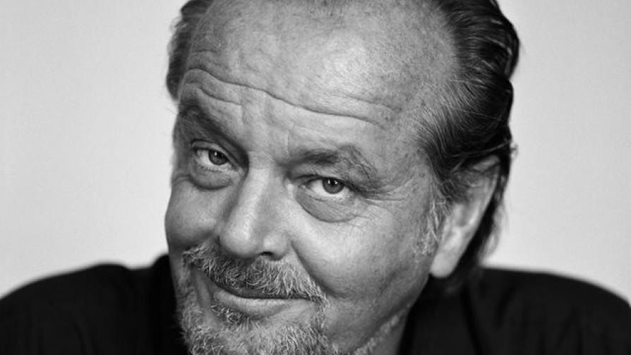 1) Jack Nicholson