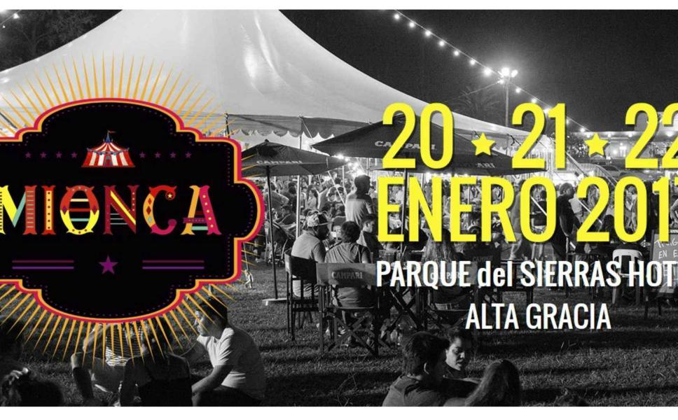 Festival de Food Trucks en Alta Gracia