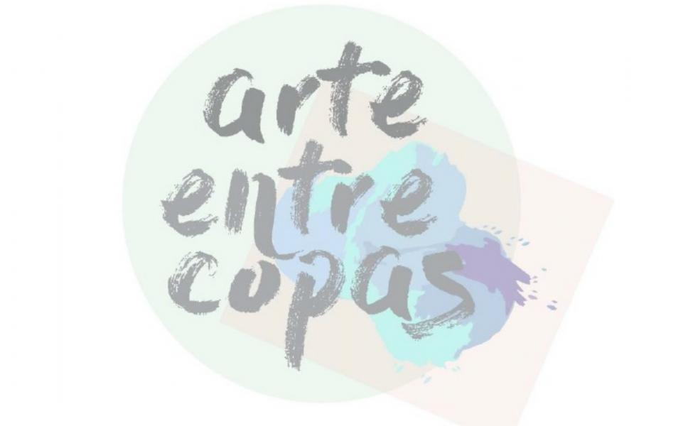 Arte entre copas: una invitación para descubrirnos como pintores