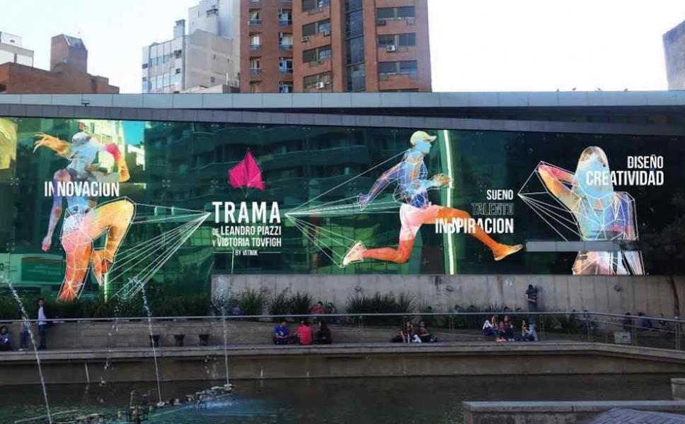 Trama: una muestra que cruza moda con artistas emergentes de Córdoba