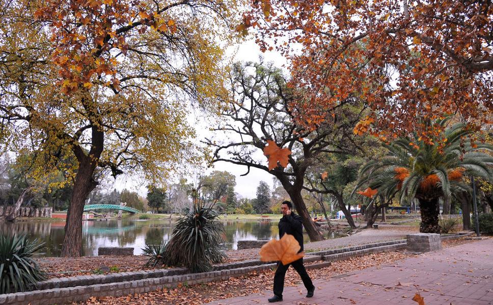 Vacaciones : un circuito con aire parisino en Córdoba