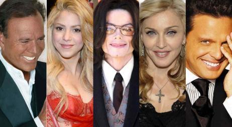 Tras el plagio de Shakira, otros casos polémicos