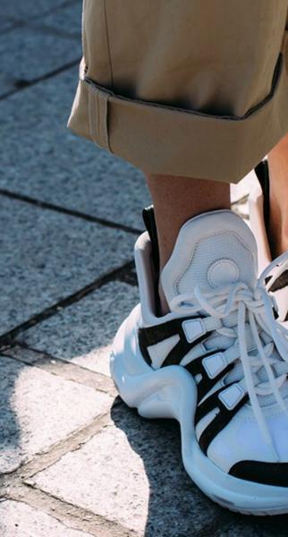 Las zapatillas ´feas´ que están (muy) de moda