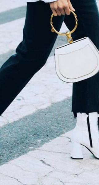 Lo que antes era ´de mal gusto´ ahora es el calzado de moda