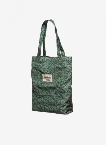 Colores de invierno: verde para llevar