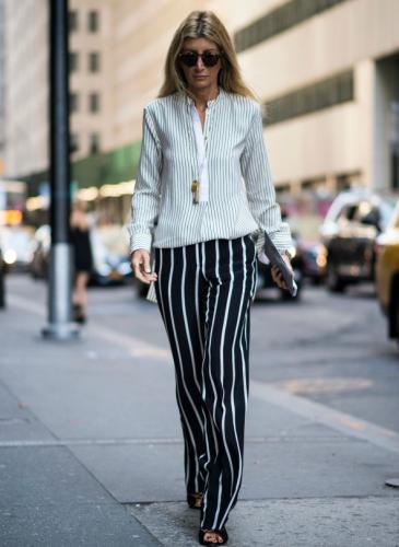 Tips de moda para lucir los pantalones que se usan