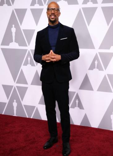 Palpitando los Oscars 2018: los looks más lindos del almuerzo oficial de los nominados