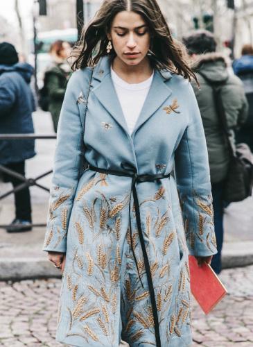 Los 5 tipos de abrigos que reinan este invierno