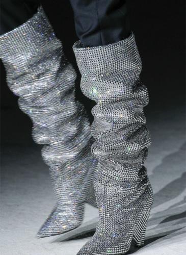 Las botas de los '80 y '90 que vuelven para esta temporada