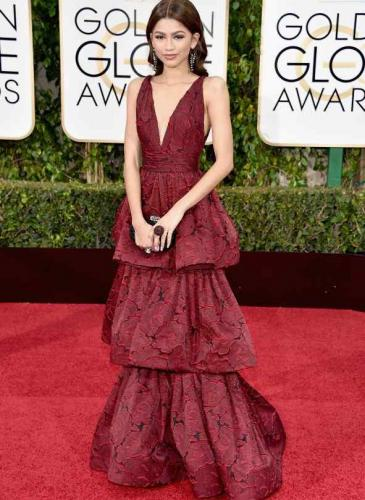 Las mejores vestidas de los Globos de Oro 2016