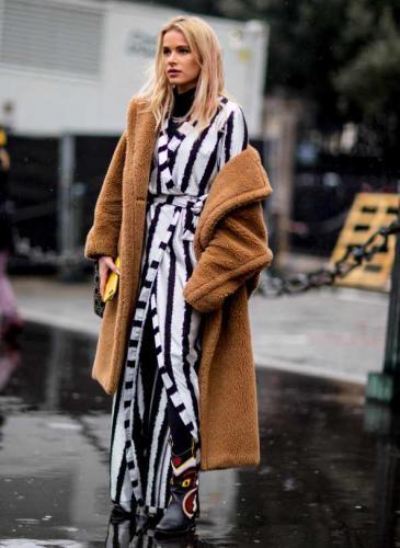 Para los días frío, te mostramos un estampado que nunca pasa de moda