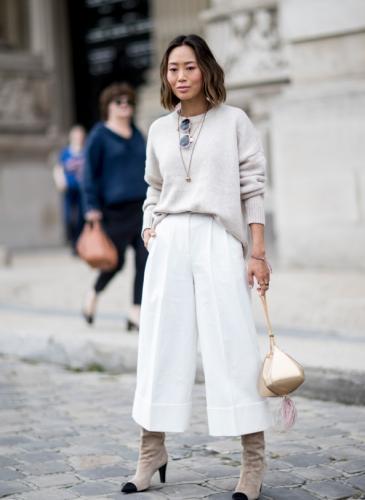 No es para todos: este color de pantalón se usa en primavera