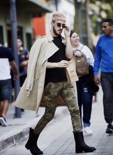 La calle está de moda: el street style cordobés