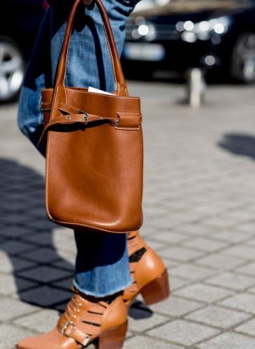 Este taco en botas es la última moda ¡y es comodísimo!